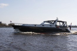 Thomasz Tristan Yacht business class open kuip 45