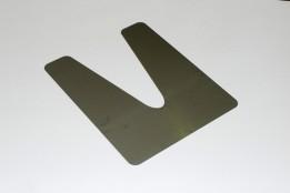 Ankerplaat AFT-RVS Uitwellingerga