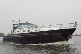 Thomasz Tristan Yacht business class open kuip 40